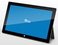 Mobily Windows 8 App