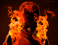 Fire Kickboxer