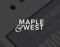 Maple & West