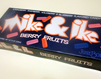 Mike & Ikes Redesign