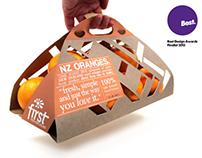 Packaging Design - Oranges