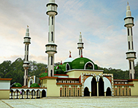 Architecture (Islamic cultural center)