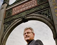 Rudolf Riedl, managing director of Asia Center