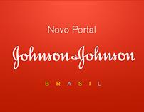 Portal da Johnson & Johnson Brasil