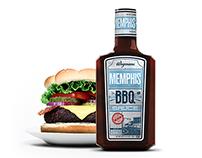 Wegmans BBQ Sauce Redesign