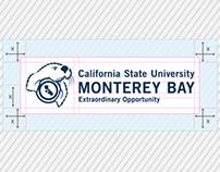 Cal State Monterey Bay Logo Update