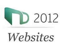 ND 2012 | Websites & UI