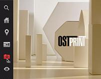 Concept & design site OSTPRINT