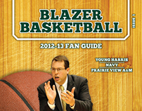 UAB Basketball Program Covers 2012-2013