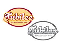 Jubilee Brew Logo Design