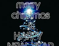 Christmas Card 2015, new year, 2015