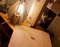 Starpack 2012 'make your own eco-friendly lamp'