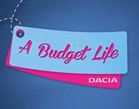 "Dacia Sandero ""A Budget Life"""