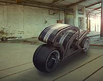 MOTORCYCLE 3D SKETCH