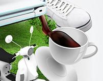 Sony Vaio (summer concept)