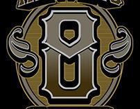 8 Rhymes Production Logo
