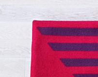 The Snøhetta Mountain Fold Blanket