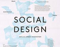 Social Design Folder/Poster