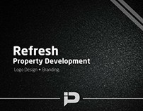 Refresh Property Development - Branding