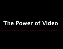 The Power of Video (for Spotzer Media NL)