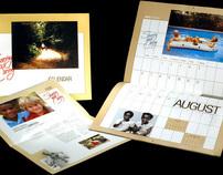 Foster Abbey Client Calendar