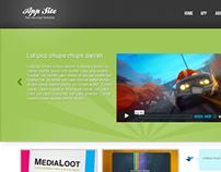 App Site Layout