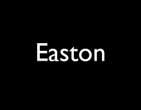 "Easton Baseball Bats ""Hit it out of the park."""