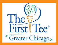 The First Tee of Greater Chicago Print Ad