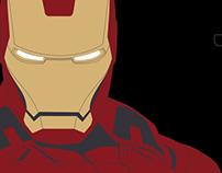Avengers Digital Art Series