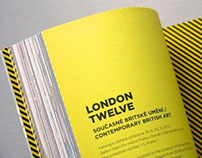 London Twelve catalogue