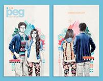 Bratpack Peg Catalog Holiday 2012