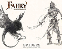 Faery: Legend of Avalon - Spiders (2010)