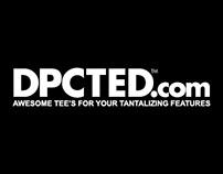 DPCTED.com Apparel - Corporate Identity