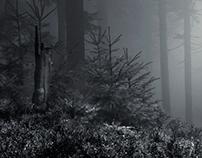 sleeping forest