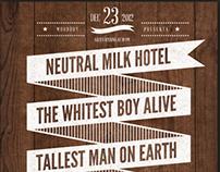 Indie Fest Poster V.2.0