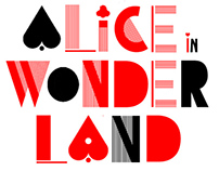 "Fashion Show ""Alice in Wonderland"""
