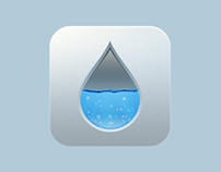 Waterbalance. iPhone app
