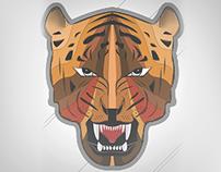 Tiger - Illustration