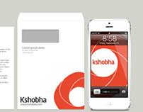 Kshobha - Branding and Web Design