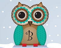 New Year Owls