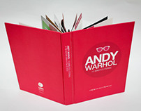 Pop Up Book : Andy Warhol 15 Minutes Eternal