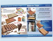 Bake-In Trays