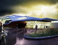 Sport Hall, Czech Republic