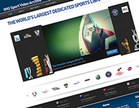 IMG Sports Video Archive
