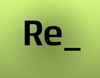 Reznik - Typeface