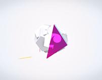 Floruit films - logo animation