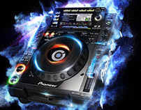Pioneer CDJ2000 Phonophobia