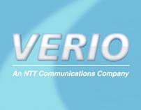 Verio Website