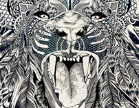 Urban Outfitters - Lion