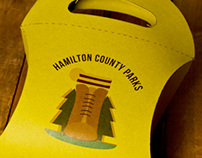 Brochure for The Hamilton County Parks District